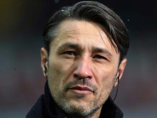 Konzentriert sich nur auf Schalke: Eintracht-Coach Kovac
