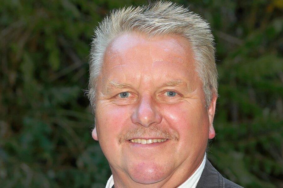Stephan Meinel tritt als einziger Kandidat bei der Bürgermeisterwahl in Eichigt an.