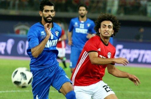 Kuwait und Ägypten trennen sich 1:1