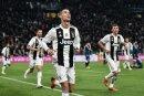 Ronaldo und Mandzukic (r.) trafen für Juventus Turin