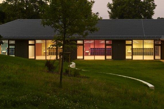 Die Grundschule Gornsdorf soll mit Kindern aus Meinersdorf verstärkt werden.