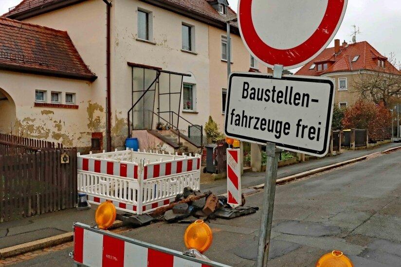 Havarie in Crimmitschau