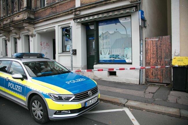 Eine Woche zuvor war die Polizei zu mehreren Einbrüchen in Freiberg gerufen worden.