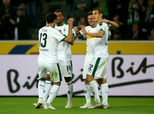 Die Borussia setzte sich souverän gegen Münster durch