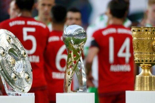 Supercup: Spiel in Frankfurt fast ausverkauft