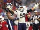 Mit den Rams auf Kurs: Defensivspieler Aaron Donald