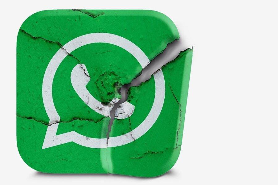 Ist es an der Zeit, Whatsapp zu löschen?
