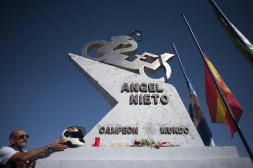 Rennstrecke in Jerez ist nach Angel Nieto benannt worden