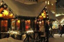 Weihnachtsmarkteröffnung in Marienberg
