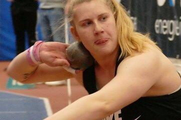 Hat die Olympischen Spiele im Visier: Katharina Maisch.