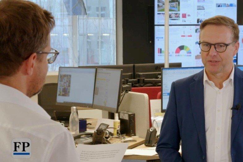 Nicht vorstellbar, dass CDU die Regierung anführt: FP-Chefredakteur Torsten Kleditzsch im Videointerview