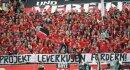 Leverkusen muss für Fehlverhalten der Fans zahlen