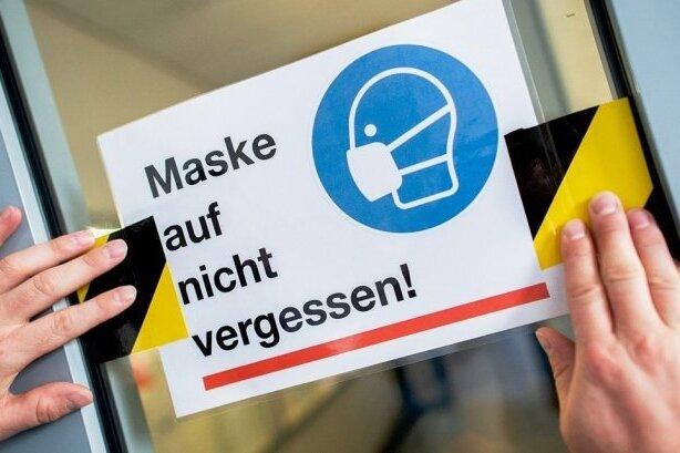 Corona-Lage in Sachsen: Freistaat weiter deutlich unter bundesweiter Inzidenz