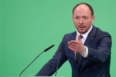 Marco Wanderwitz (CDU), scharfer Kritiker der AfD und bisher Ostbeauftragter der Bundesregierung, hat das Direktmandat im Wahlkreis Chemnitzer Umland/Erzgebirge II verloren.
