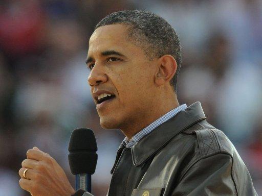 Der Präsident ist Sportfan: Barack Obama