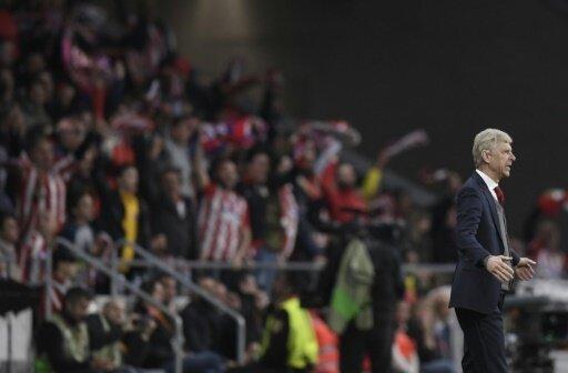Wenger und Arsenal scheitern gegen Atletico