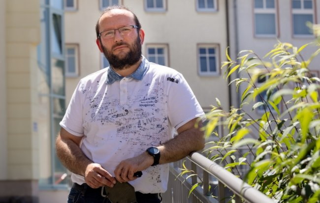 Amtsarzt Sandro Müller hofft auf einen normalen Sommer. Intern werde man sich vorbereiten, um in der Pandemie reagieren zu können.