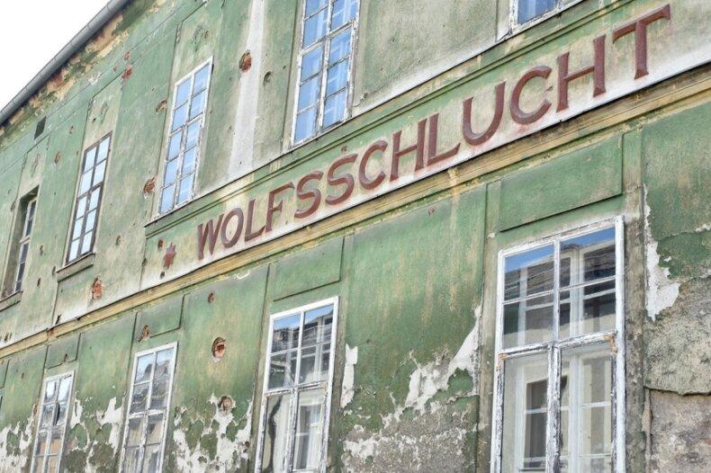 Die Wolfsschlucht in Adorf wurde von der Wohnungsgesellschaft Adorf ersteigert.
