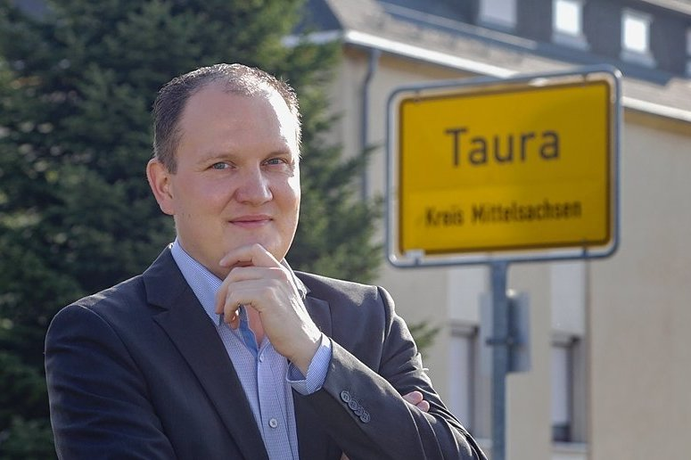Tauras Bürgermeister Robert Haslinger will eine Diskussion darüber führen, ob die Gemeinde weiterhin eigenständig bleiben oder vielleicht mit Burgstädt fusionieren sollte.