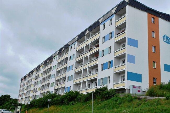 Klingenthal verkauft seine kommunalen Wohnungen. Zu den Objekten gehören der Wohnblock Keplerstraße ...