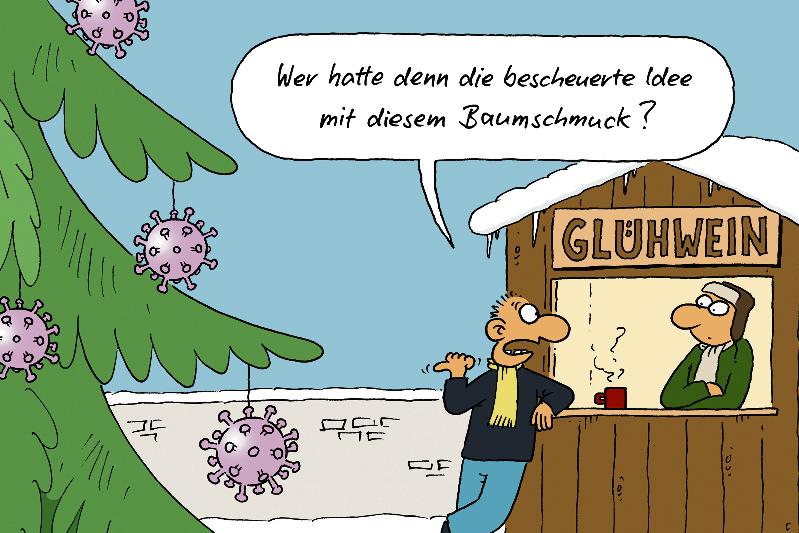 Glück auf, Weihnachtsmann!