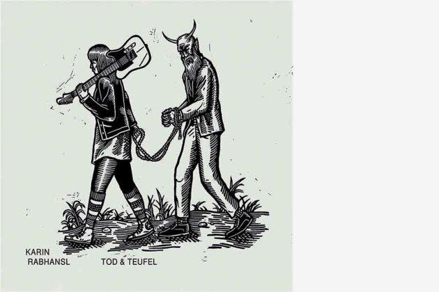 """Karin Rabhansl: """"Tod & Teufel"""""""
