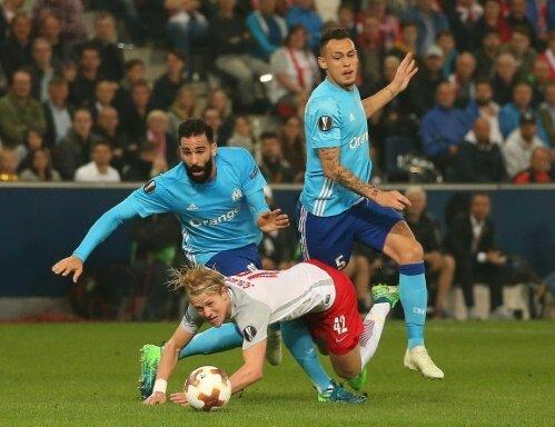Salzburg scheitert gegen Marseille im Halbfinale