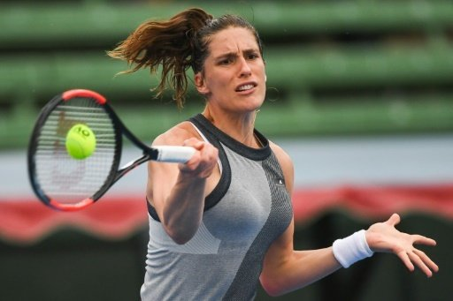 Andrea Petkovic steht in Guangzhou im Halbfinale