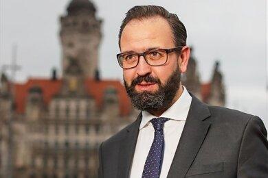 Sachsens Wissenschaftsminister Sebastian Gemkow (CDU)