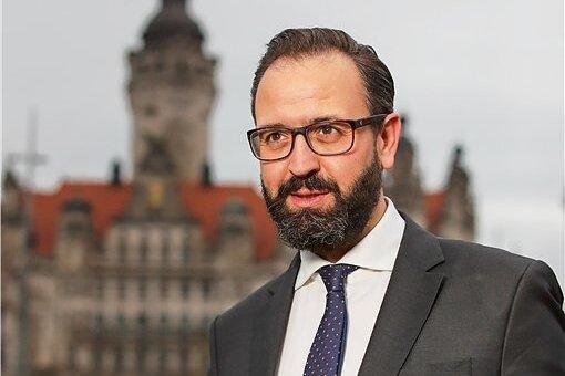 Seit einem Dreivierteljahr Sachsens Wissenschaftsminister: der Leipziger Beinahe-Oberbürgermeister Sebastian Gemkow (CDU).