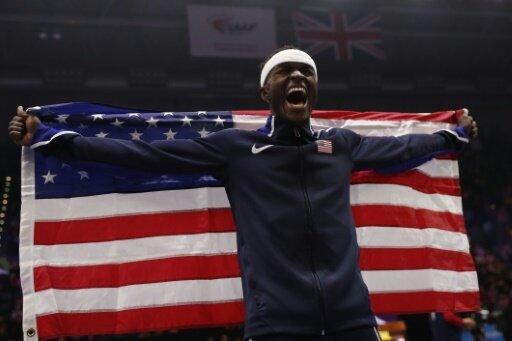 Will Claye legte eine positive Dopingprobe ab