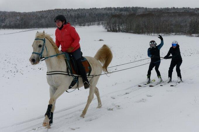 Winter bietet ganz viel Spaß