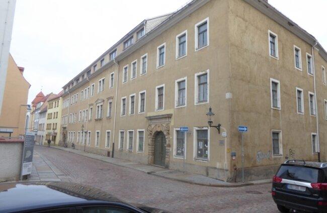 In der Herderstraße 2 soll das Stadtarchiv einziehen