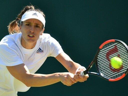 Andrea Petkovic zieht in die nächste Runde ein