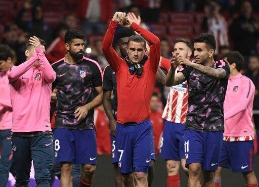 Atletico Madrid trifft im Finale auf Olympique Marseille