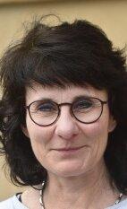 Kerstin Wilde - Leiterin derOberschule Lichtenau