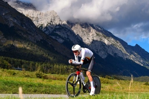 Lennard Kämna belegt am Ende den 23. Platz in Tirol