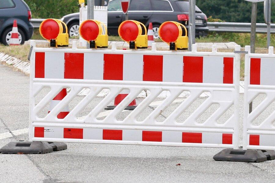 Ortsdurchfahrt ab Montag gesperrt