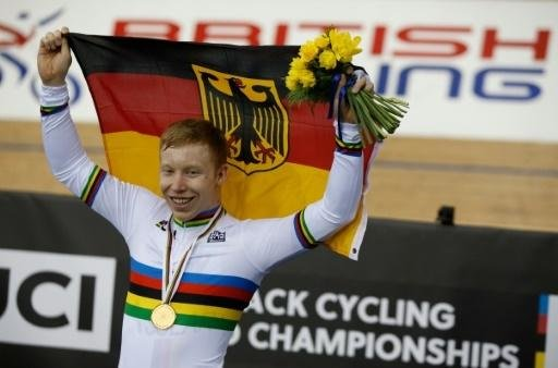 Bei der Bahnrad-Weltmeisterschaft gewann Joachim Eilers zwei Gold- und eine Bronzemedaille.