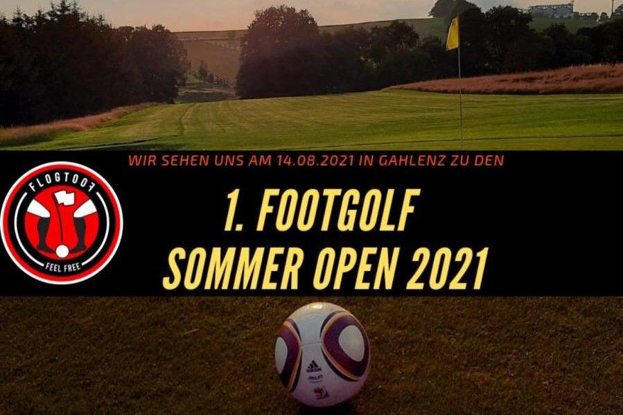 FOOTGOLF - Sommer Open 2021