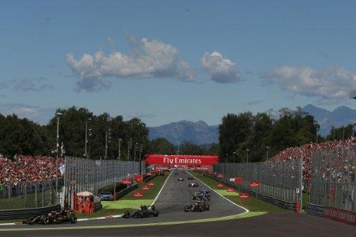 Monza bleibt Formel-1-Strecke