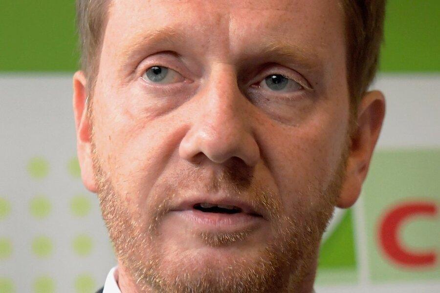 Michael Kretschmer - Sächsischer Ministerpräsident