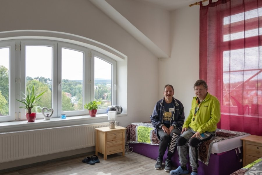 Nach verheerendem Brand: Pflegeheim in Weipert wiedereröffnet