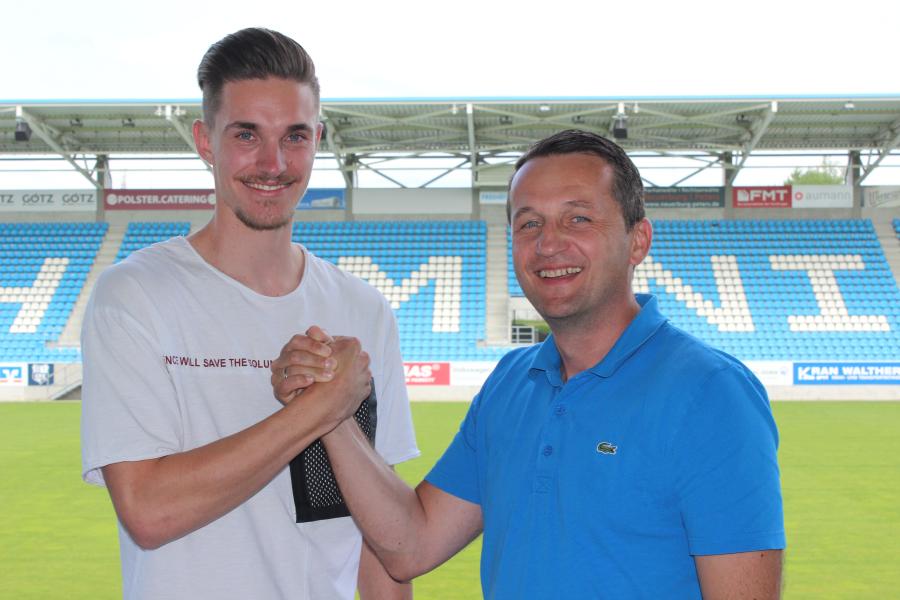 Chemnitzer FC verpflichtet Sören Reddemann