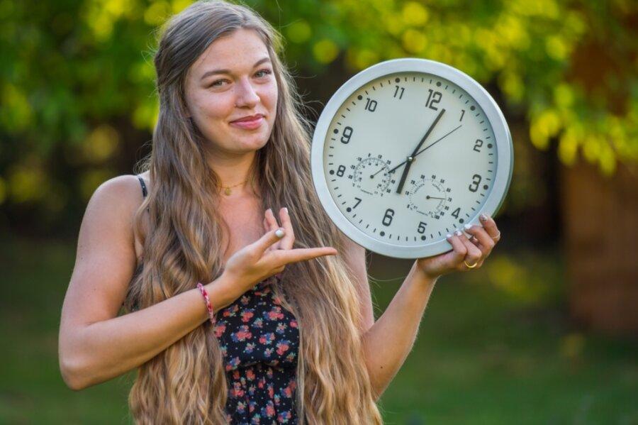 """Die Botschaft in Celines neuem Lied lautet: """"Make Time!"""" Nehmt euch Zeit für eure Mädchen."""