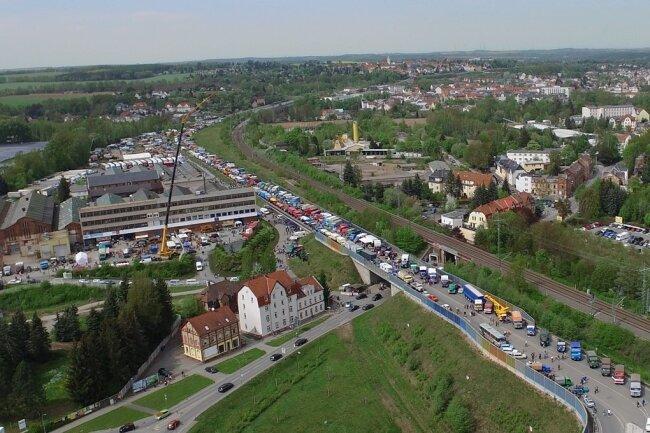 Jeweils am letzten April-Wochenende findet auf der Westtrasse in Werdau das IFA-Oldtimertreffen statt. 2020 und 2021 musste die Veranstaltung ausfallen, für kommendes Jahr ist eine Neuauflage geplant.