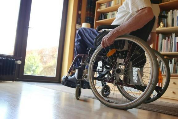 94-Jähriger im Rollstuhl als Geisterfahrer unterwegs