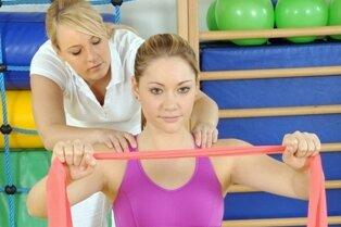 Chronisch entzündete Gelenke brauchen regelmäßig sanfte Kräftigung.