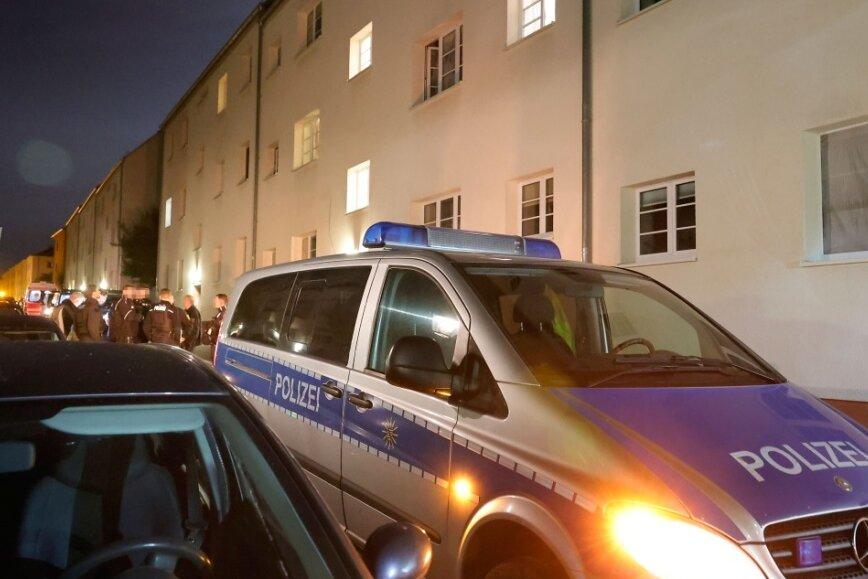 Ein toter 18-Jähriger und zwei Schwerverletzte: Streit in Chemnitz eskaliert