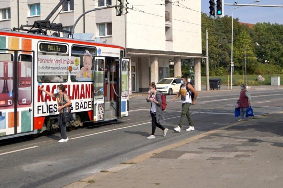 Marienthaler Straße wegen Haltestellenumbau ab Montag voll gesperrt
